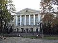 Днепропетровск. Горный университет..JPG