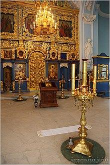 Знамения церковь в Дубровицах - это Что такое Знамения церковь в Дубровицах