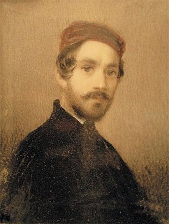 Cosroe Dusi Italian painter (1808-1859)