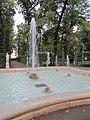 Летний сад (второй фонтан главной аллеи).JPG