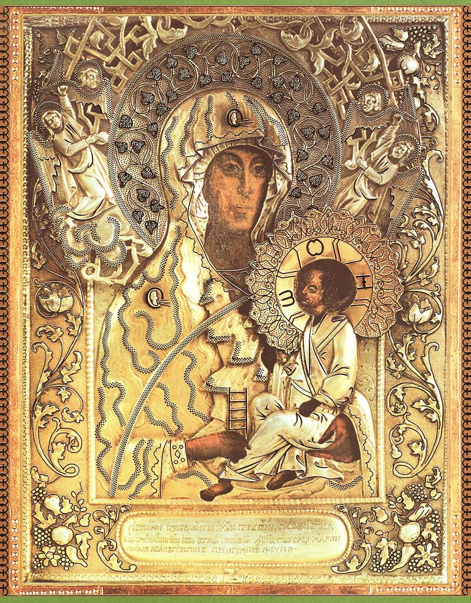 Молченская икона 1405 Путивль