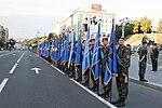 На Хрещатику пройшла підготовка до Маршу Незалежності 794 (20564816578).jpg