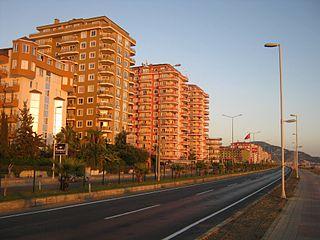 Mahmutlar,  Antalya, Türkei