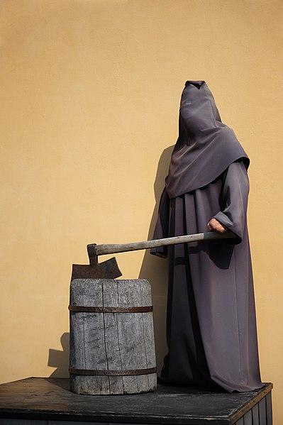 executioner,