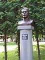 Пам'ятник Герою Радянського Союзу Максиміхіну в парку Новгород-Сіверська.jpg
