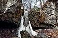 Первый водопад Сказка из Кравцовского каскада (21.04.2012) - panoramio.jpg