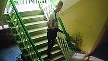 Стрелок в Керченском политехническом колледже.jpg