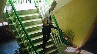 Kerch Polytechnic College massacre 2018 school shooting and bombing in Kerch, Crimea