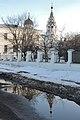 Храмовый комплекс церкви Рождества Христова, в весеннем Ярославле.jpg