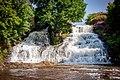 Червоноградський водоспад. 2014рік.jpg