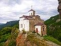 Шоанинский древнехристианский храм ; Карачаево-Черкесия 01.jpg