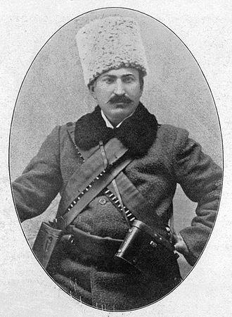 Hamazasp Srvandztyan - Image: Համազասպ Սրվանձտյան