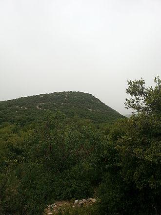 Har Senaim - Image: הר סנאים