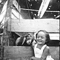חגיגת היובל (25 שנים) לקיבוץ עין חרוד - ילד עם כבשה-ZKlugerPhotos-00132oj-090717068513598f.jpg
