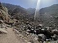 الطريق الجبلي المؤدي الى جبل طوبقالو الى مقام شمهروش ملك الجن.jpg