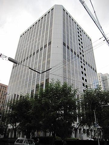 大正銀行の本店