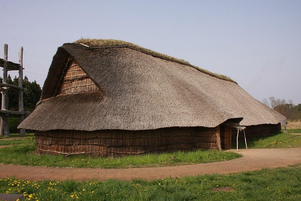 三内丸山遺跡大型竪穴住居