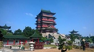 Nanchang - TengWang Pavilion