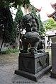 南普陀佛学院门前的石狮 stone lion - panoramio.jpg