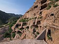 古崖居后山 - South Part of the Cliff Dwelling - 2013.06 - panoramio.jpg