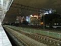 台中火車站第二月台線路/Tracks through platform 2 of Taichung Sta. - panoramio.jpg