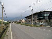 台29線五里埔路段景觀.JPG