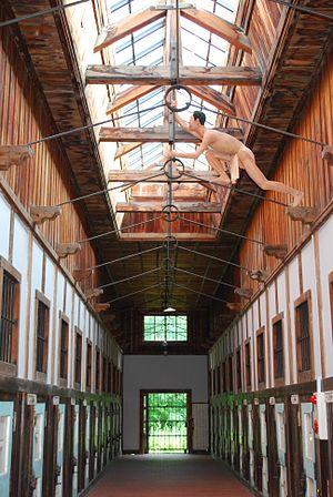 Yoshie Shiratori - Abashiri prison museum