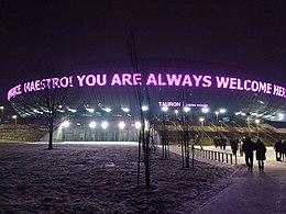 Tauron Arena Krakow Wikipedia