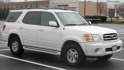 2001-2004 Toyota Sequoia Limited