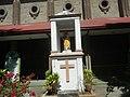 0160Baroque façade of Saint Augustine Church of Baliuag Bells 04.jpg