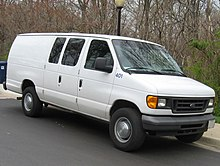 Ford E-Series - Wikipedia