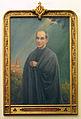 049 Ajuntament de Terrassa, galeria de terrassencs il·lustres, Jacint Alegre.JPG