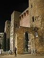 04 Aqüeducte i torres de Ca l'Ardiaca.jpg