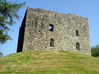 Lydford - Lydford Castle