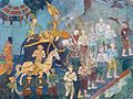 052 Bhaddakundalakesa (detail) (9166462372).jpg