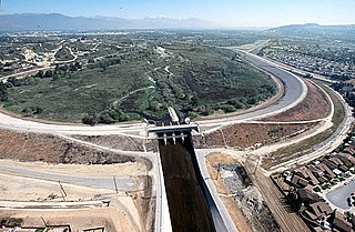 Whittier Narrows Dam Dam in Los Angeles County, California, United States