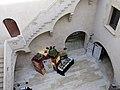 080 Palau Reial de Vilafranca del Penedès, pati.JPG