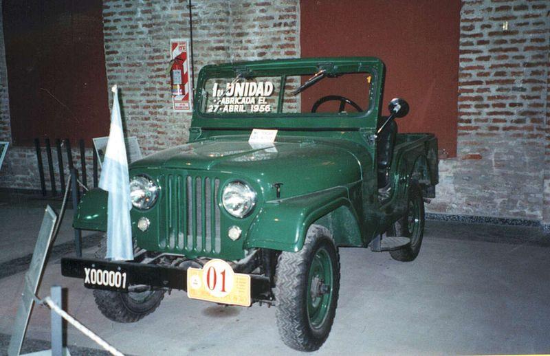 restauracion jeep ika,willys offroad