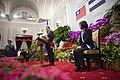 10.03 宏都拉斯共和國總統葉南德茲於國宴上致詞 (30087180425).jpg