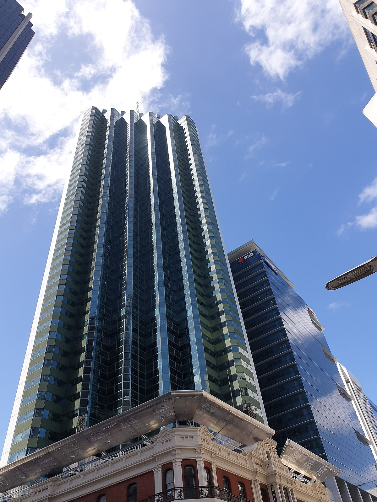 5bd7ed04a2 108 St Georges Terrace - Wikipedia