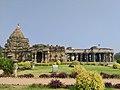 12th century Mahadeva temple, Itagi, Karnataka India - 01.jpg