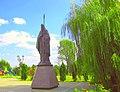 1503. Bryansk. Monument to Alexander Peresvet.jpg
