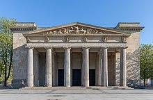 Neue Wache, heute Zentrale Gedenkstätte für die Opfer von Krieg und Gewaltherrschaft (Quelle: Wikimedia)