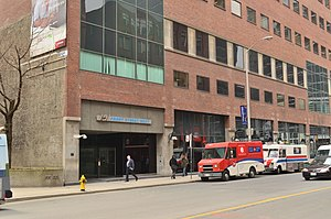 Toronto Internet Exchange - 151 Front Street Building