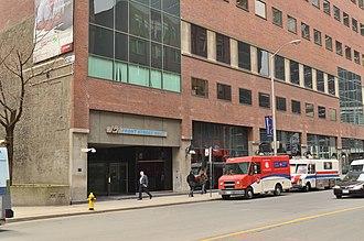 Toronto Internet Exchange - 151 Front Street West Building