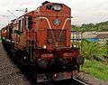 17063 Ajanta Express with WDM3A Loco at Lalaguda.jpg