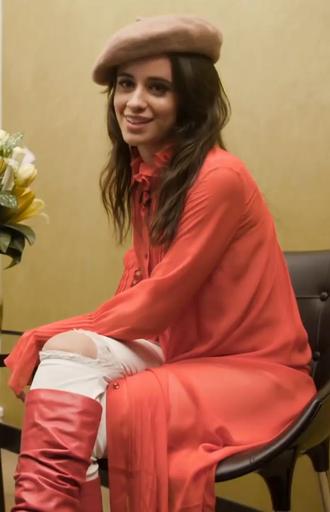 Camila Cabello - Cabello in 2017