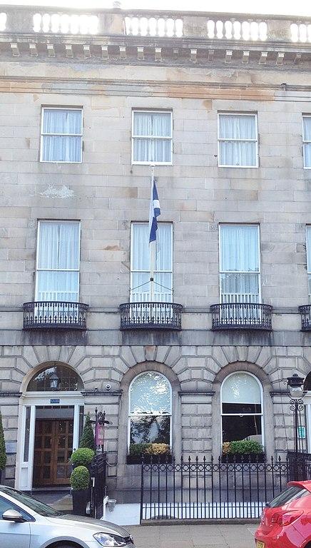 Royal Terrace Hotel Edinburgh