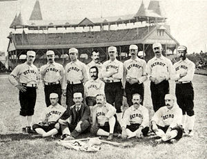 1888 Detroit Wolverines season - Image: 1888 Detroit Wolverines