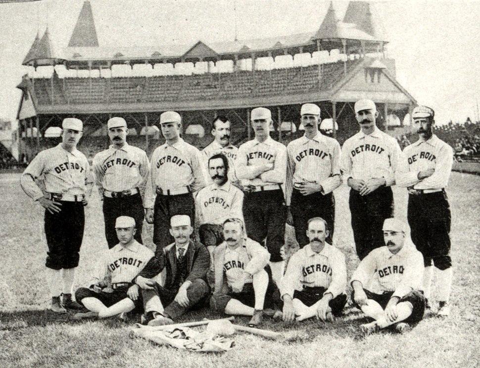 1888 Detroit Wolverines